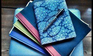 Das Versprechen der Autorin – A writer's pledge