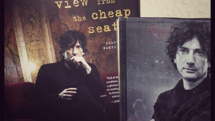 Neil Gaiman – meine Muse