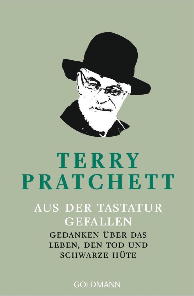Terry Pratchett: Aus der Tastatur gefallen