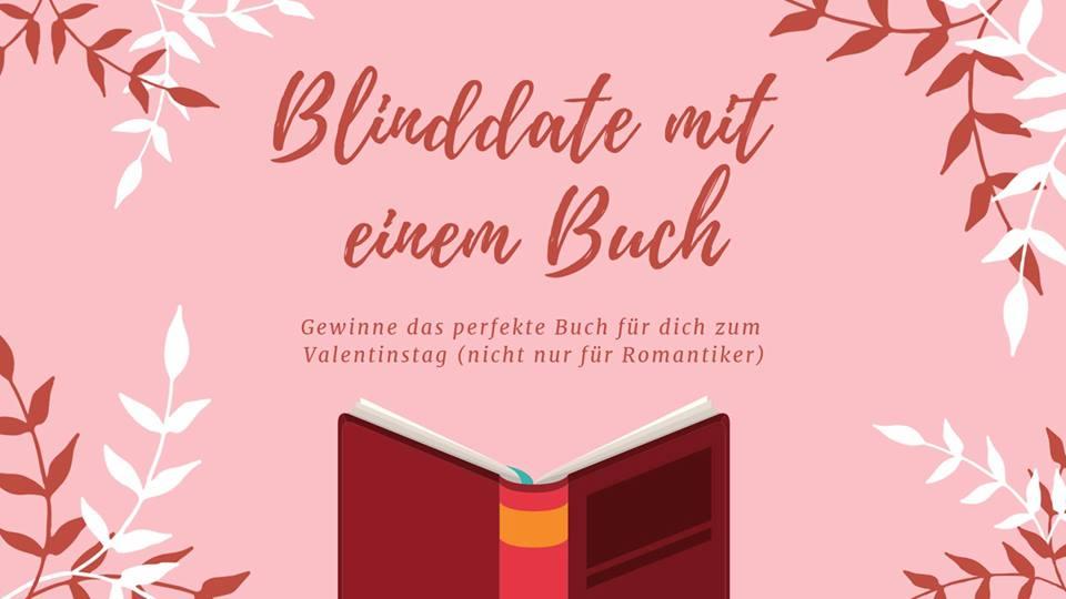Valentinstag: Blind Date mit einem Buch