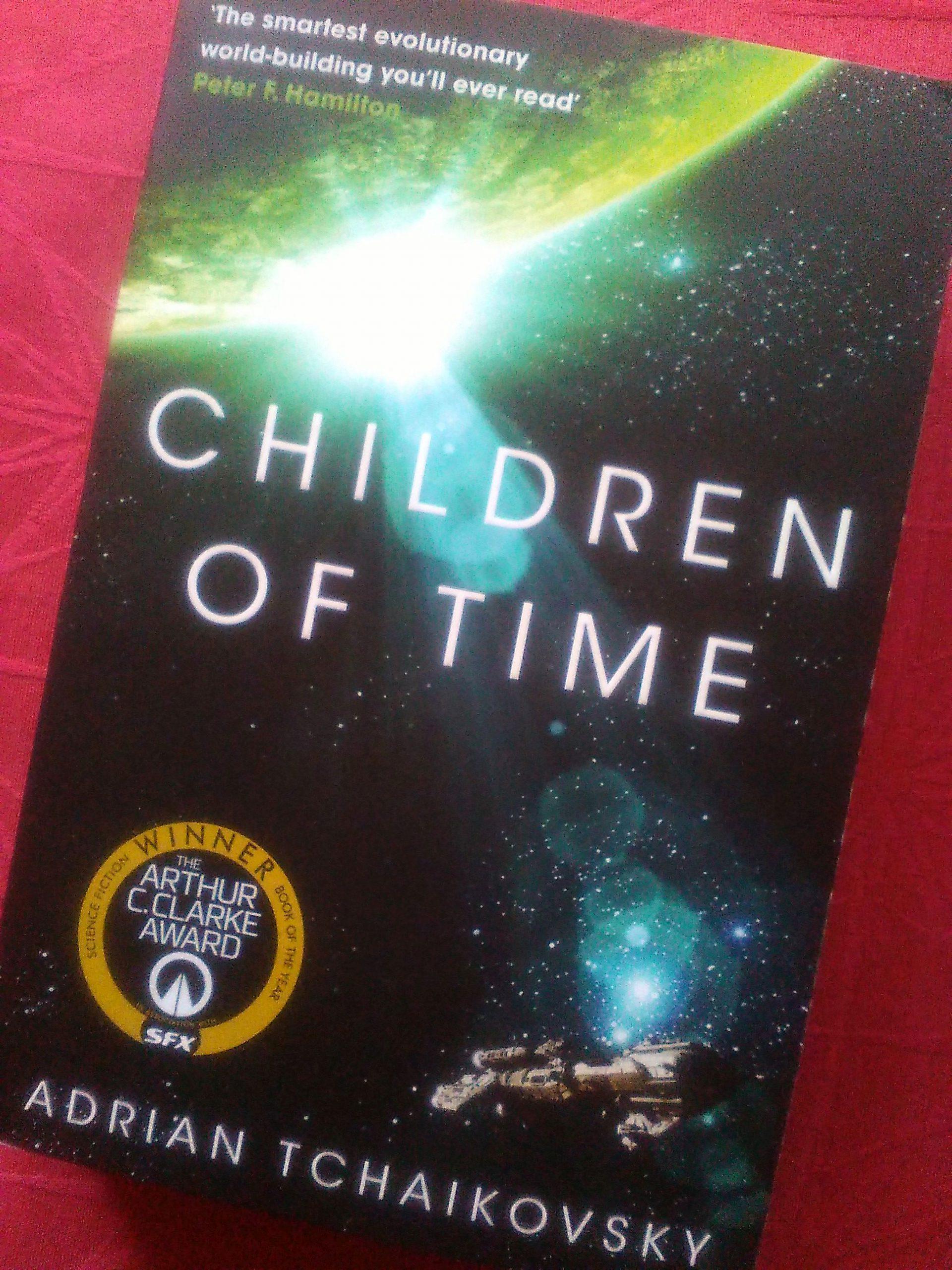 Adrian Tchaikovsky: Kinder der Zeit