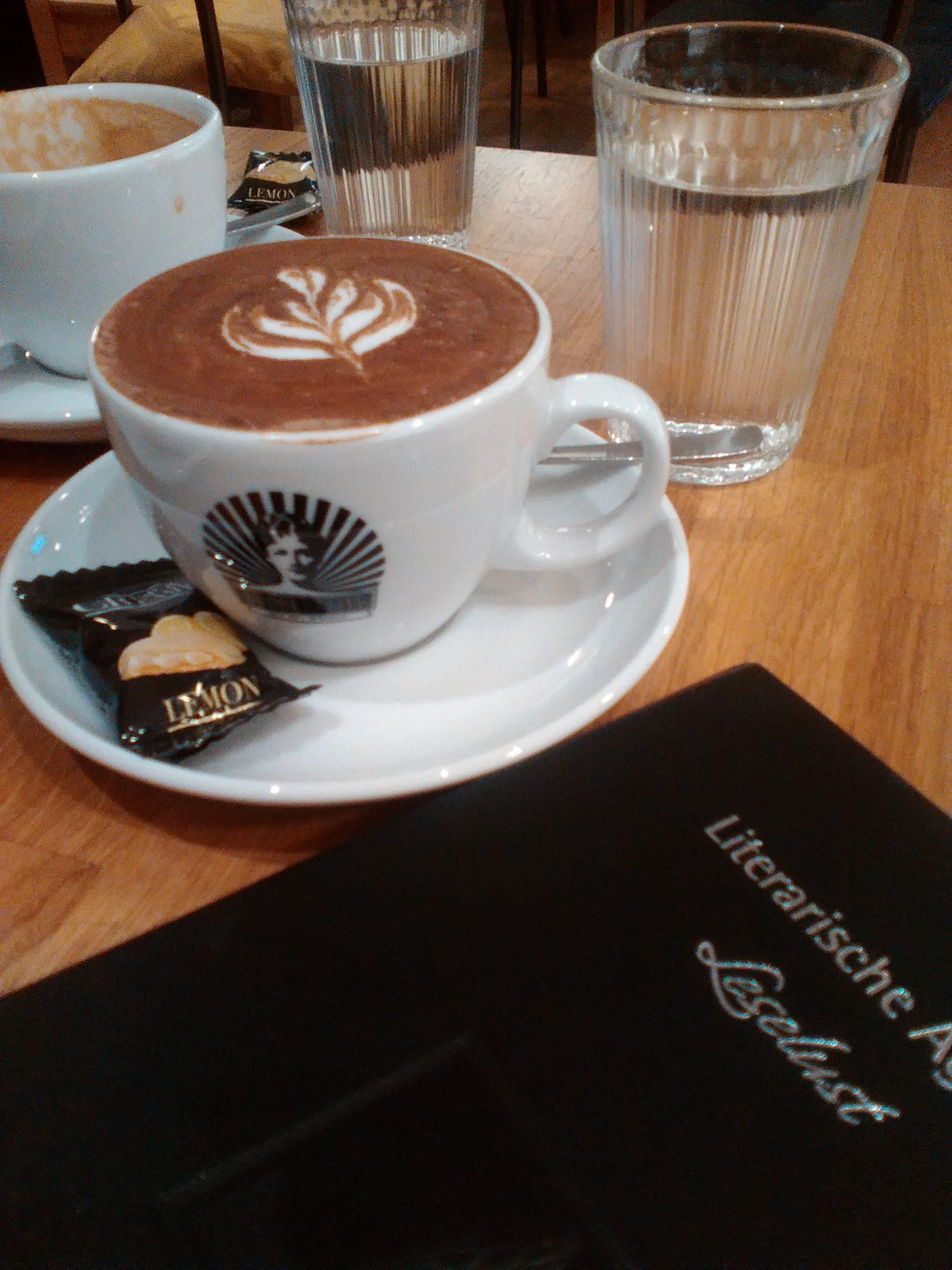 Ein Kaffee für Carola