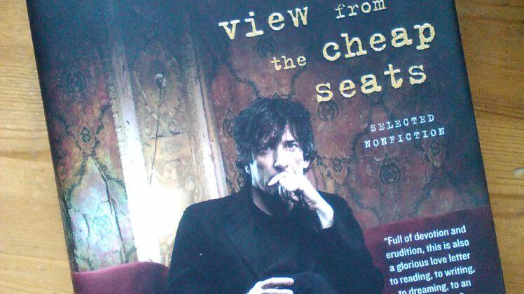 Pep Talk von Neil Gaiman